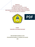 Proposal Kkn Bersama 2013