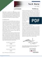 Modal Analysis LDS