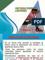 Santos en Toda Vuestra Manera de Vivir Dominical 20 01 2013