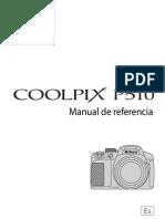 Nikon p510 Es