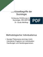 Schluesselbegriffe der Soziologie Teil I.pdf