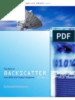Best of Backscatter Vol1