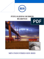 PTFE Sliding Bearing Catalogue