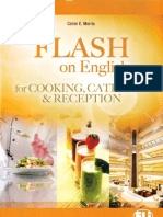 Flash on English for Cooking, Catering and Reception