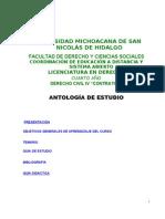Antologia de Derecho Civil IV[1][1]