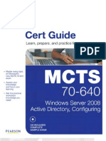 Windows Server 2008 70-640