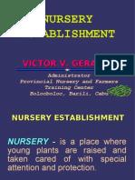Nursery Establishment