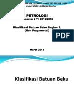 Petrologi Batuanbeku Bab 3 2013