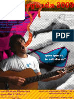 cartaz churrasgauda 2009