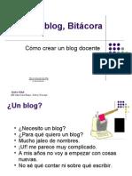 Blog Weblog Bitacora