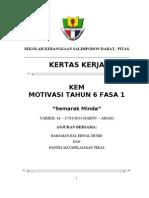 Kertas Kerja Kem Motivasi Fasa 1 Bagi 2013