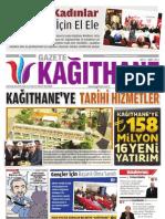 Gazete Kagithane Mart 2013