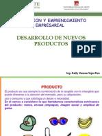 Desarrollo de Nuevos Productos y Su Ciclo de Vida