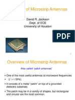 microstrip patch antenna -basics.ppt