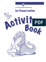 Water Activity Book