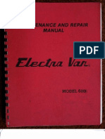 ElectraVan Service Manual
