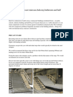 Application of Precast Staircase
