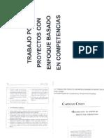 1.7 Trabajo Por Proyectos Con Enfoque Basado en Competencias Archivo Documento