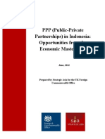 PPP (Public-Private Partnerships) in Indonesia Paper