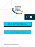 9. Tunnel Response to Fire