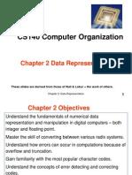 Ch02 Data Representation