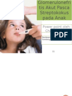 Glomerulonefritis Akut Pasca Streptokokus Pada Anak Final