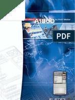 A1800 ALPHA Meter Brochure