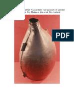 Medieval Leather Flasks