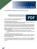 ID Logistics France Paquets