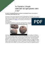 Tăblițele de la Tărtăria și boala protocronismului