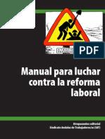 Manual para luchar contra la reforma laboral-Atrapasueños-SAT