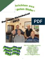 PRO VITA Heimzeitung April Mai 2013