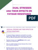 Residual Stress