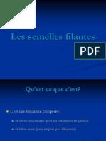 99363218 Les Semelles Filantes