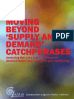 Moving Beyond Supply and Demand Catchphrases