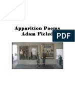 Apparition Poems
