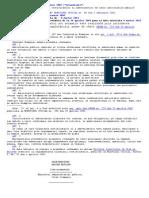 Pachet Minimal Legislatie Administratie-og 33 Din 2002, Eliberare Certificate,Adeverinte