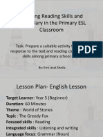 Lesson Plan- Week 4