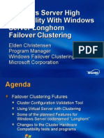 microsoft cluster