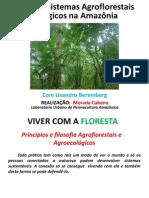 apresentação VIVER COM A FLORESTA