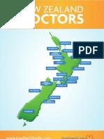 NZ Doctors Booklet