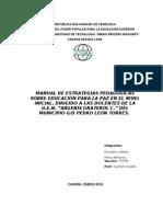 Manual Argenis Graterol