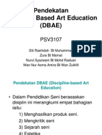 Pendekatan DBAE