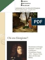 2012-04-28 - Sara Surico - Mistero e Atronomia Nei Tre Filosofi Del Giorgione[1]