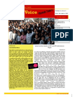 YALC Newsletter-Issue2,Volume1, July-December,2011