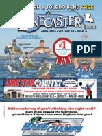 LakeCaster April