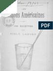 1899 - Les Boissons américaines
