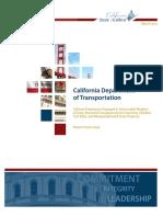 Caltrans Audit