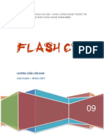 Huong dan su dung Adobe Flash Professional CS4