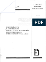 3470-99 Dibujo Tec Designacion Habit Areas
